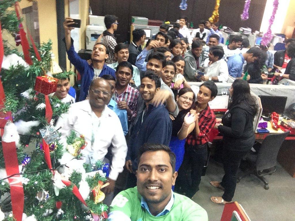 n-gage Messenger Christmas 2015