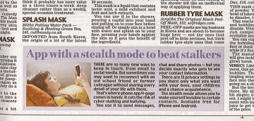 Daily Mail Page 57 n-gage 5th May 2016-small