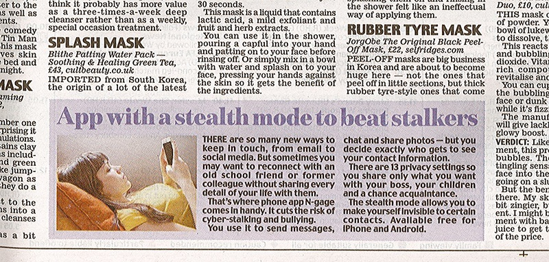 n-gage messenger - Daily Mail Page 57 5th May 2016